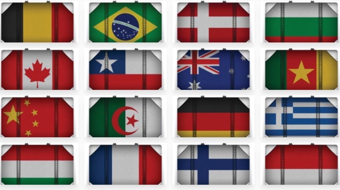 worl flag