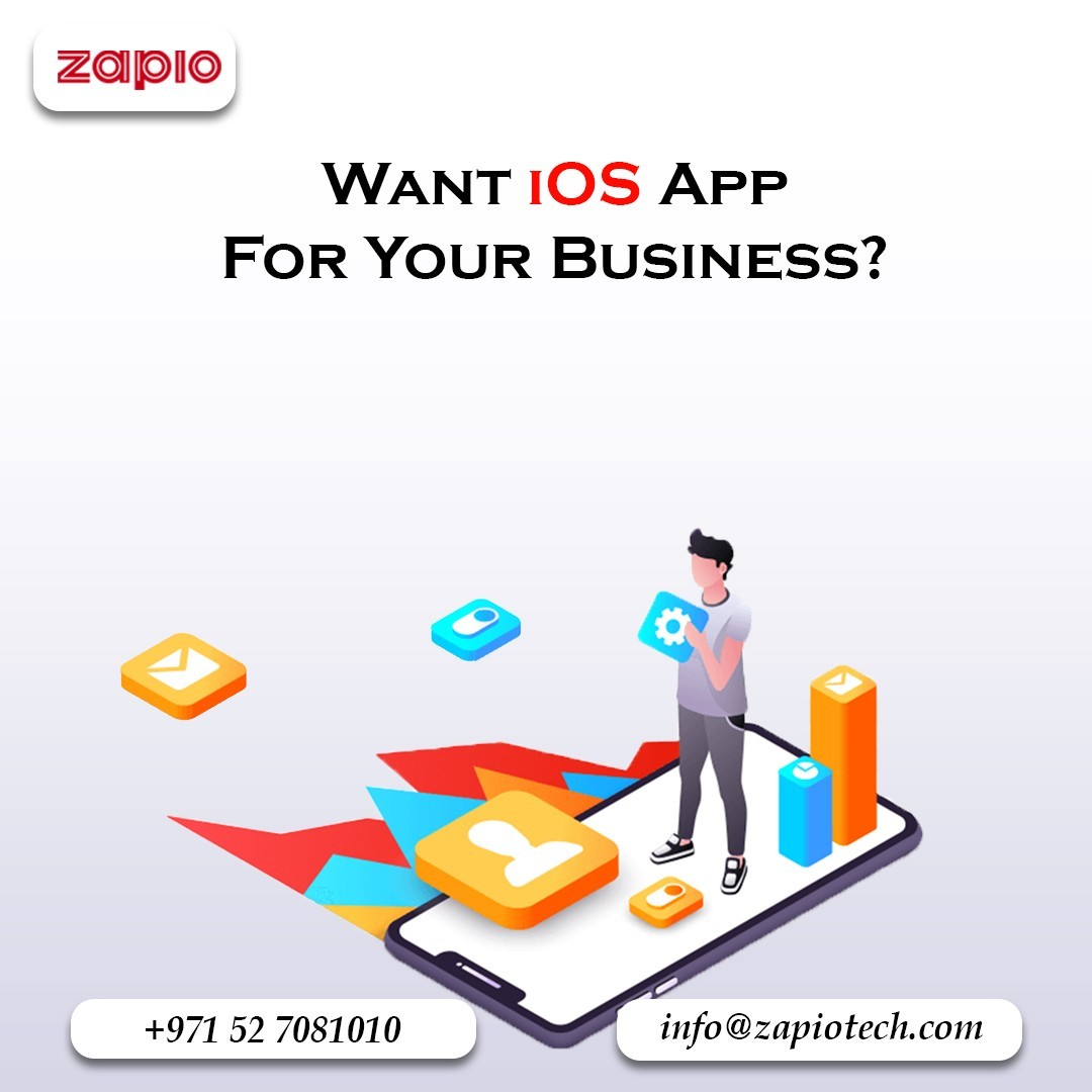 Who Are The Best iOS/iPhone App Developers in UAE or a Nearby Country