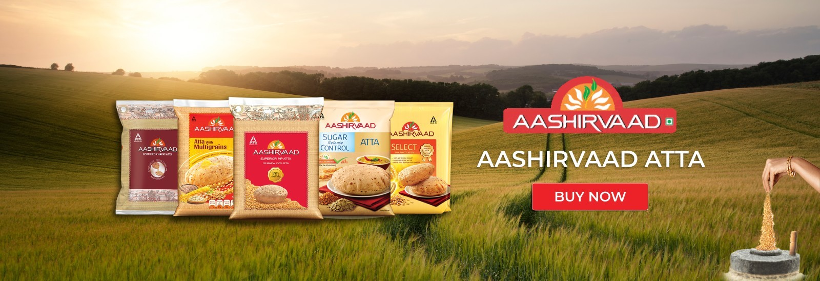 Aashirvaad Atta Price in Germany | Buy Aashirvaad Atta Online