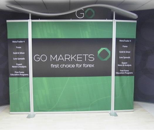 Exhibition Pop Up Stands – the key to counter competition at exhibitions!