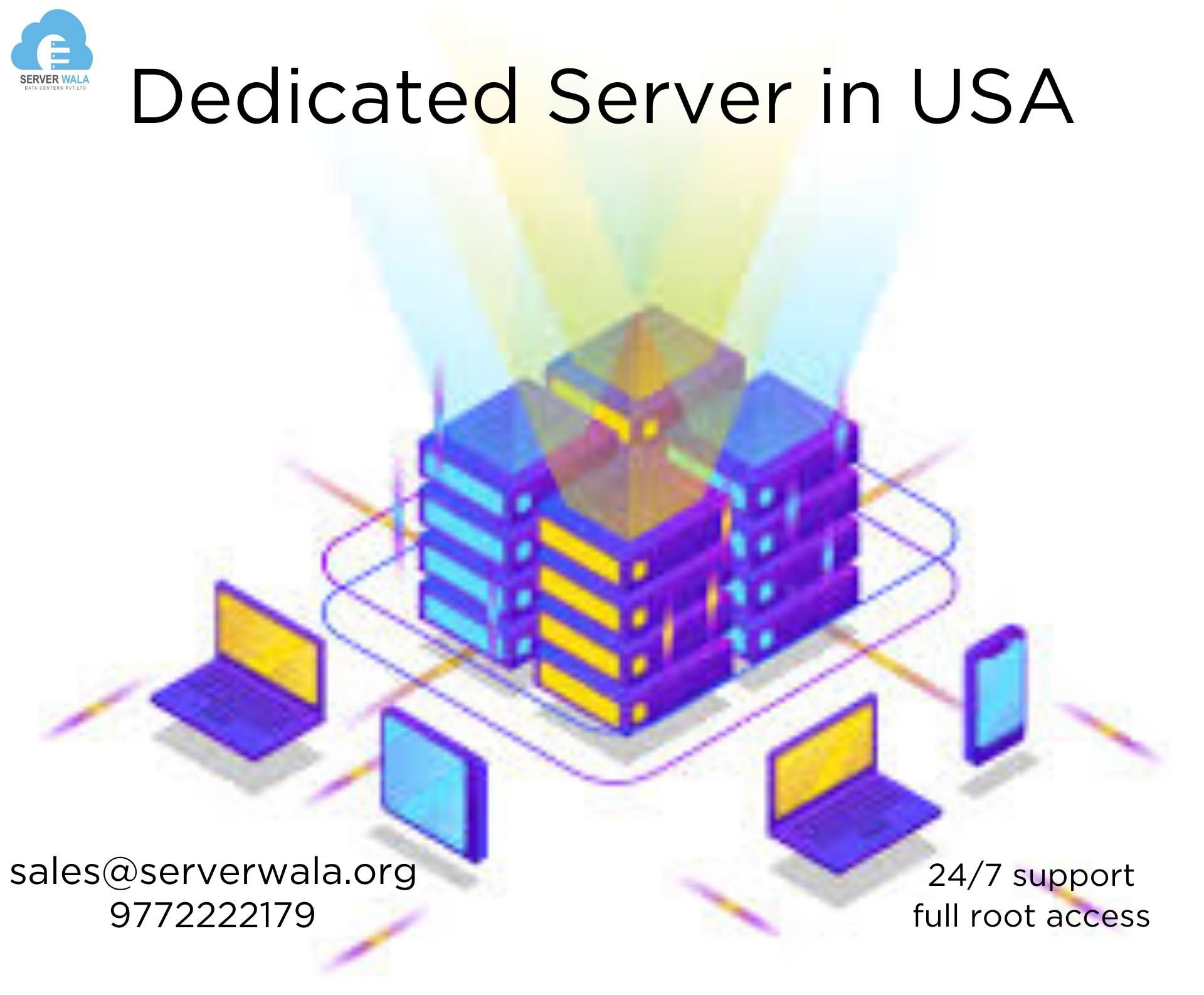 Dedicated Server USA   Dedicated Server in USA