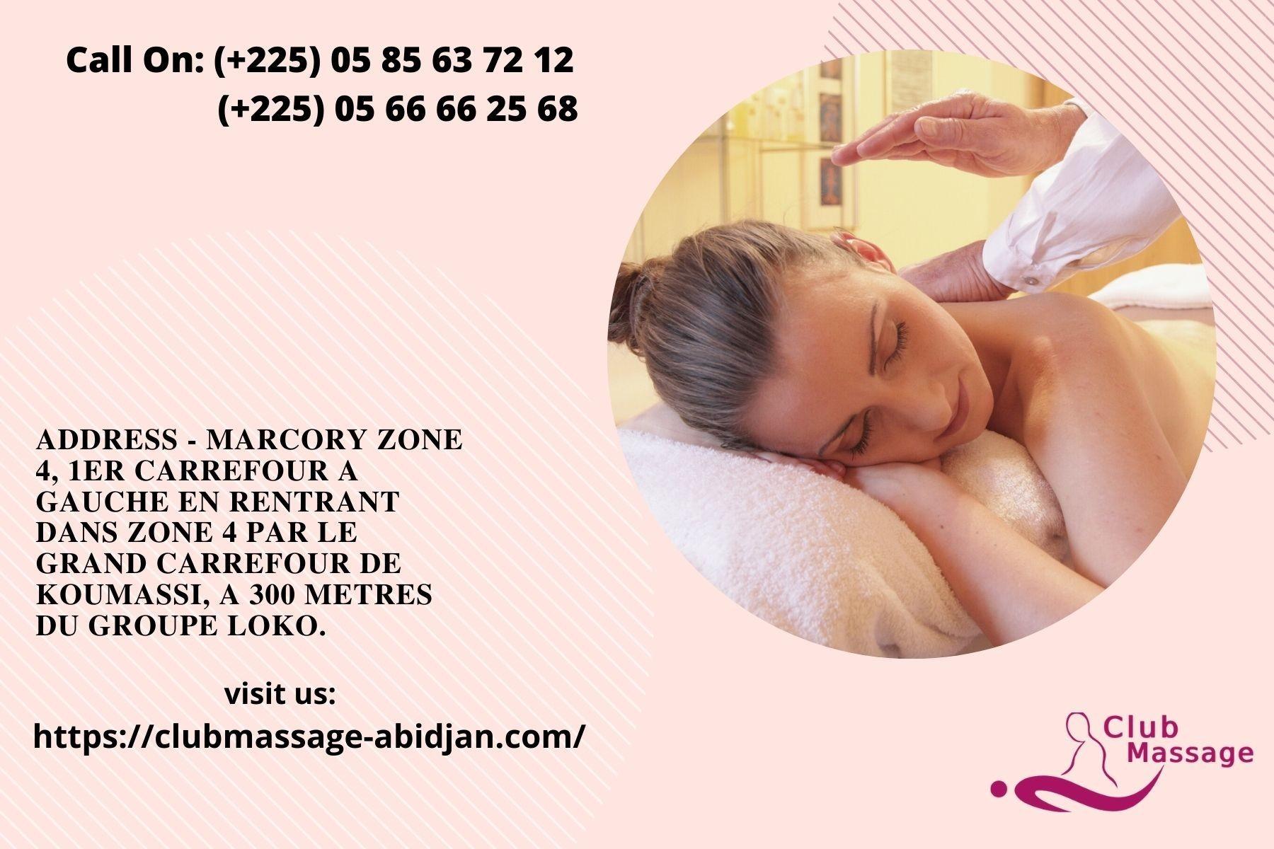 Club Massage Abidjan
