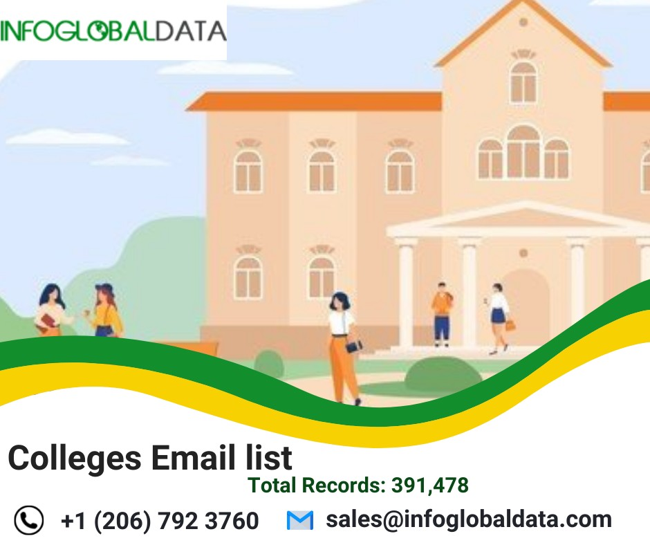 Colleges Email list
