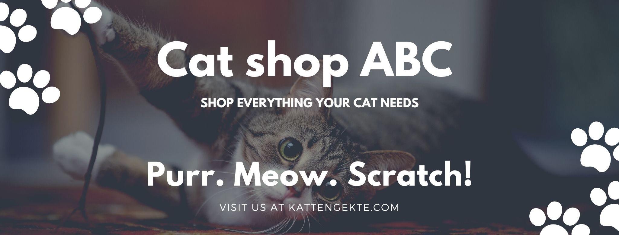 Cat shop ABC on Facebook
