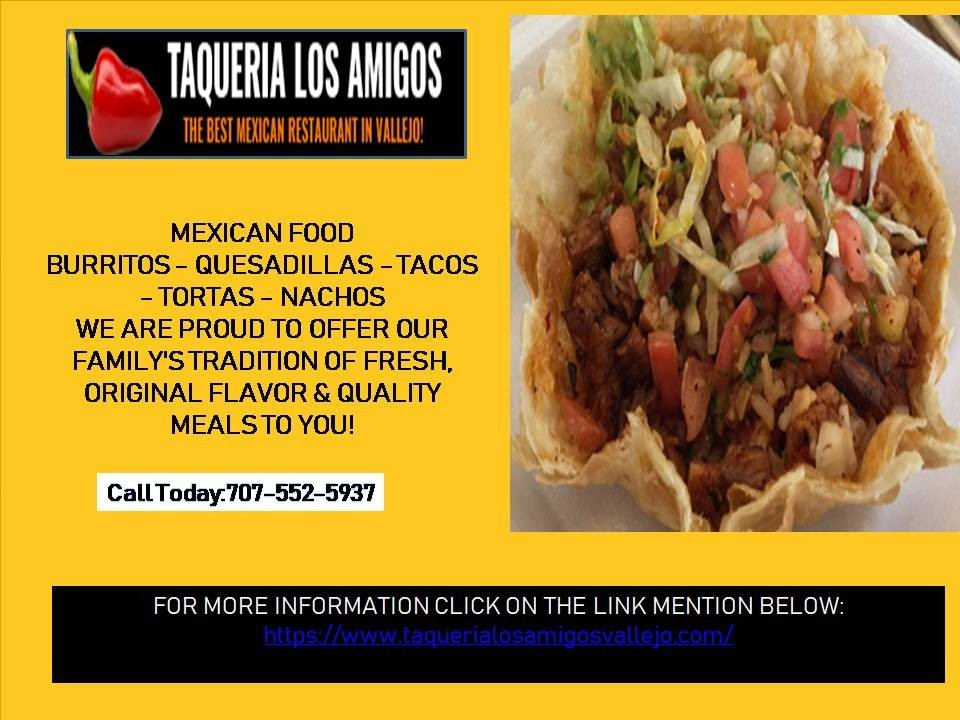 Best Mexican Food  Vallejo