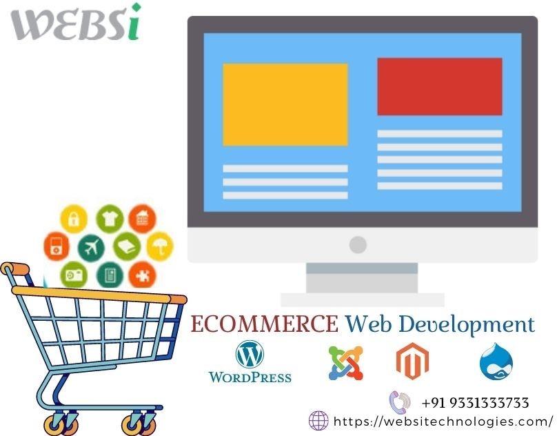 ecommerce web development