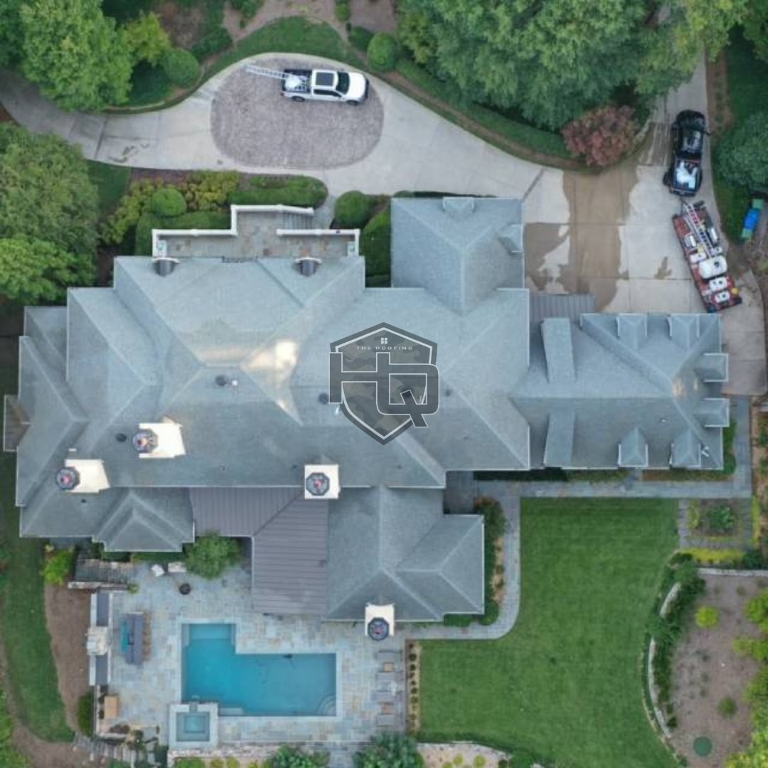 Roofing contractor near me Suwanee GA - The Roofing HQ