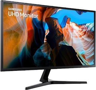 SAMSUNG UHD monitor