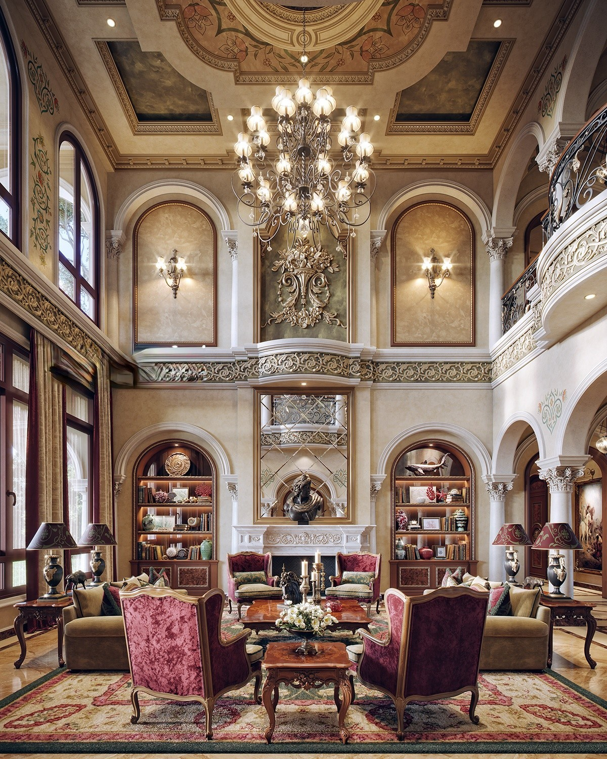 Best Interior Design and Fit Out Companies in Qatar- Whyte Concepts