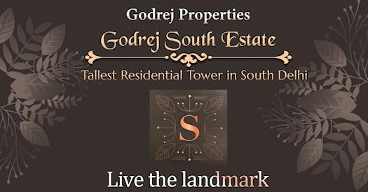 Godrej South Estate Okhla New Delhi