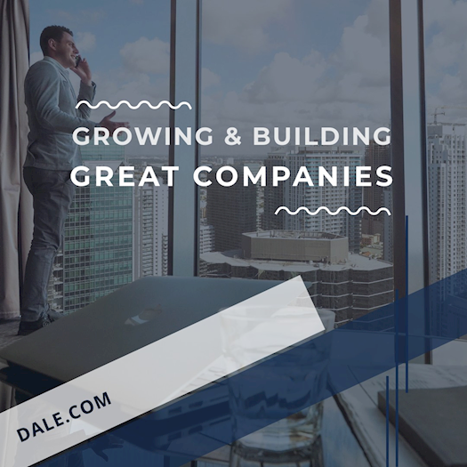Growing and building great companies