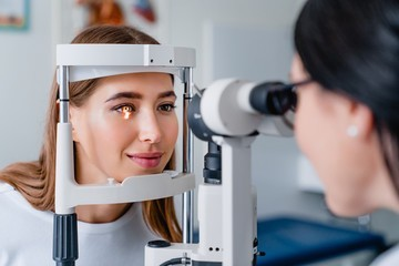 Entrust your vision to the specialists of Griffey Eye Care & Laser Center
