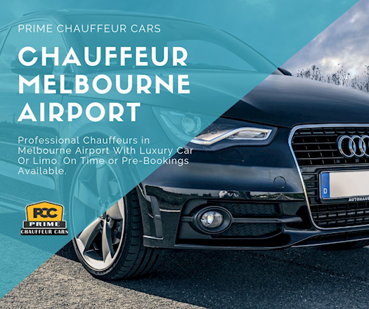 Chauffeur Service Melbourne Airport
