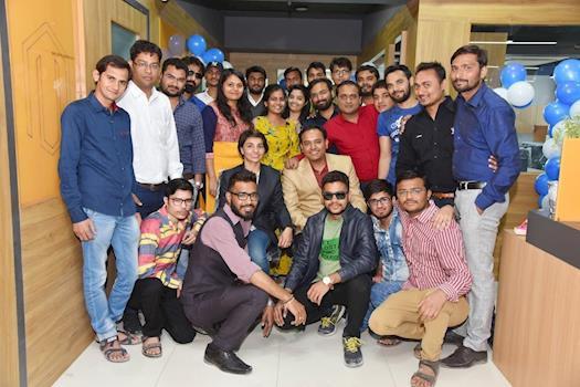 All Employees of Dolphin Web Solution