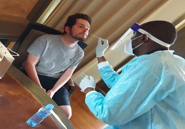 RT-PCR testing Kenya