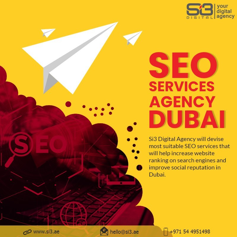 SEO Packages Dubai