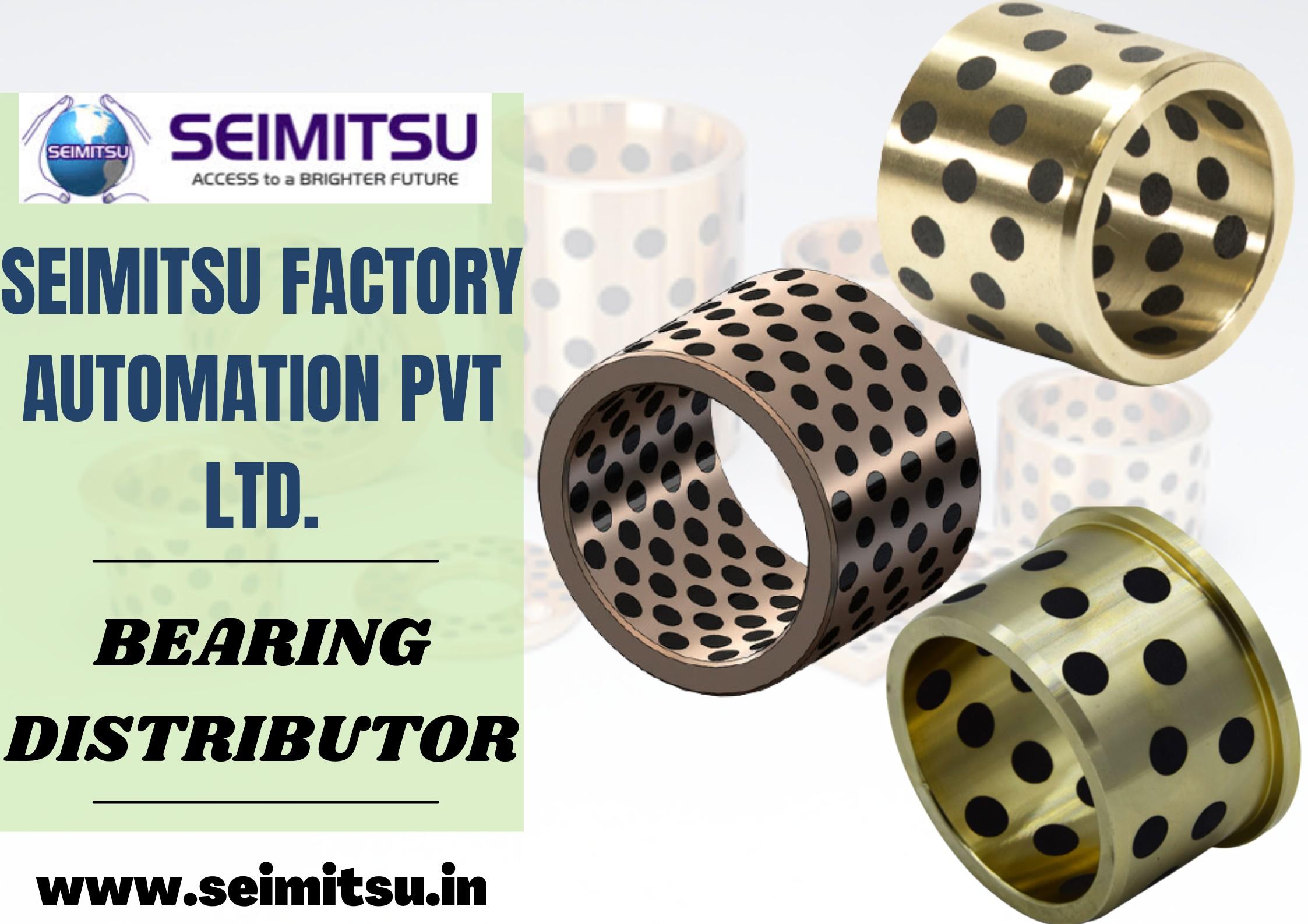 SEIMITSU Factory Automation   Bearing Distributor