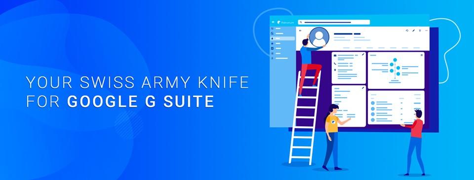 google suite admin