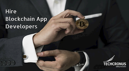 Hire Blockchain Application developers from India
