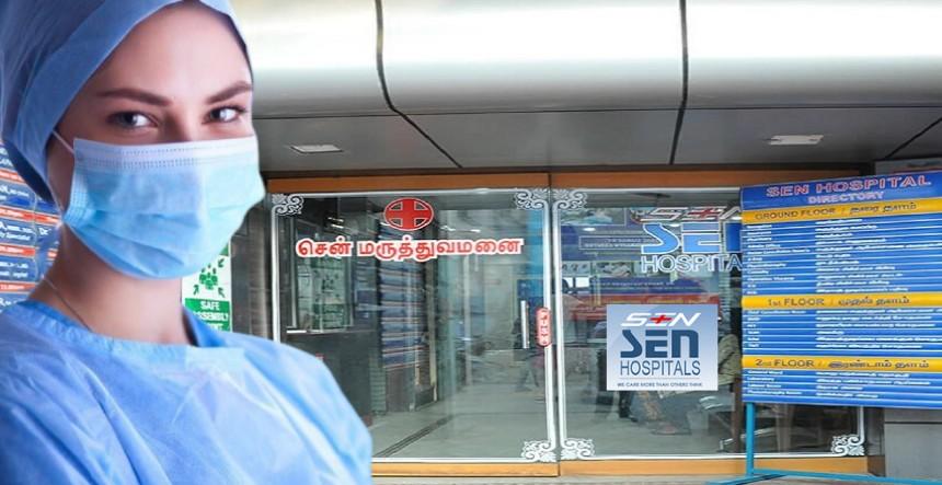 Multispeciality hospital in chennai