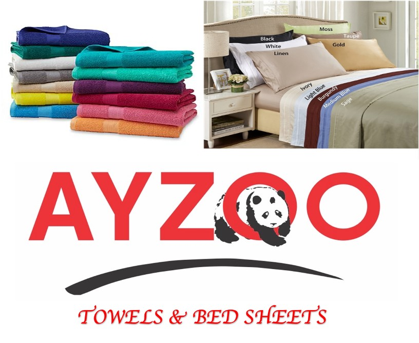 Wrap Yourself in 100% Egyptian Cotton Bed Sheets