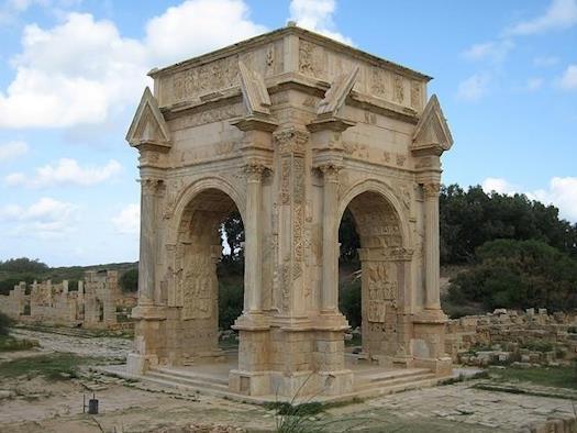Arch of Septimius Severus