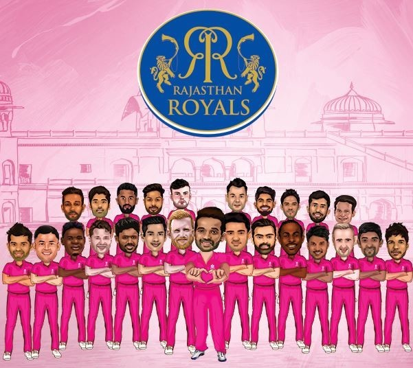 Rajasthan Royals IPL 2020 Fixtures: Full Schedule, Timings, Venues