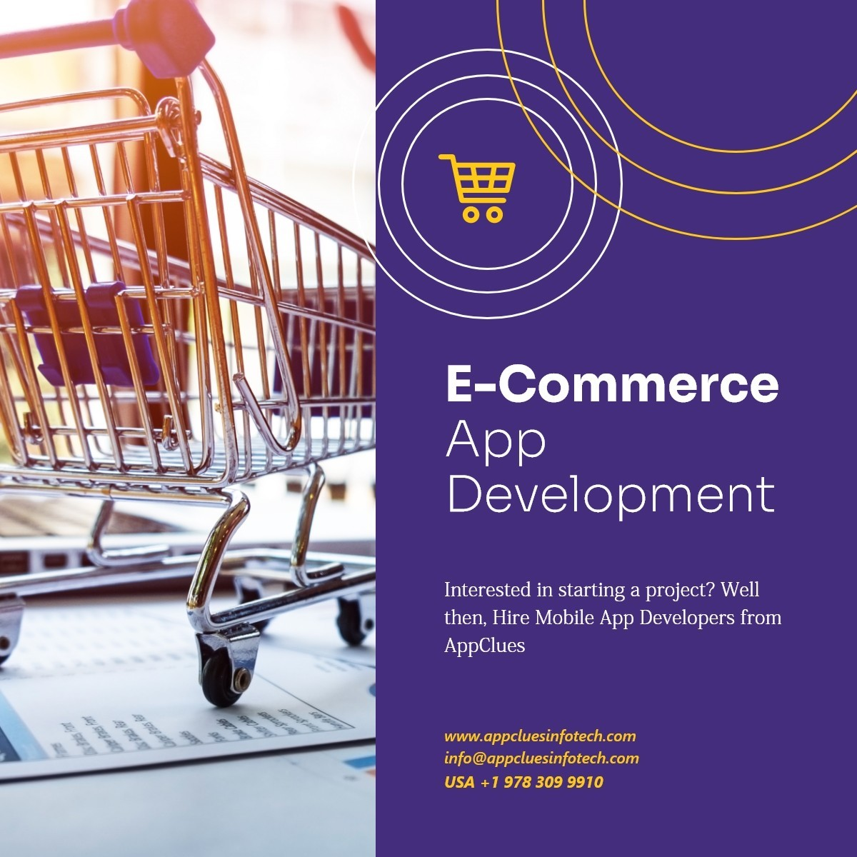 Top E-Commerce App Development Company in USA