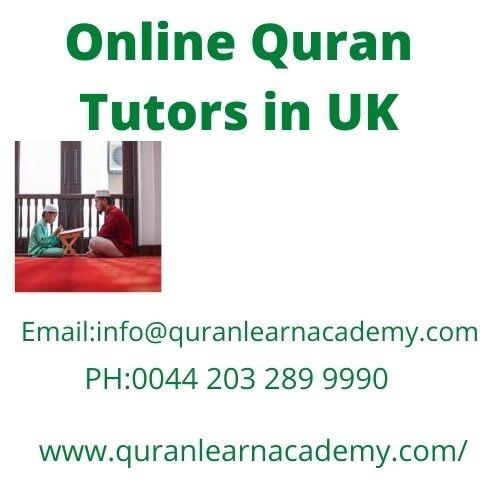 Online Quran Tutors in UK