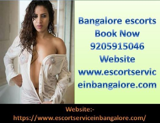 Bold and sexy Bangalore Escorts | call now - 9205915046