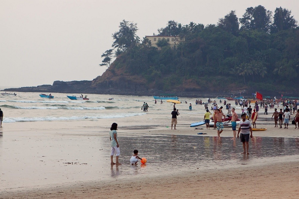 4 Days Luxury Goa Beach Tour Packages