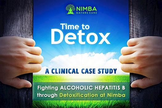 [Clinical Case Study] Fighting Alcoholic Hepatitis B through Detoxification at Nimba