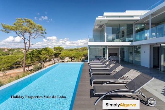 Holiday Properties in Vale do Lobo