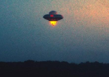 Branson UFO