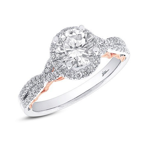 Buy luxury diamond engagement rings online
