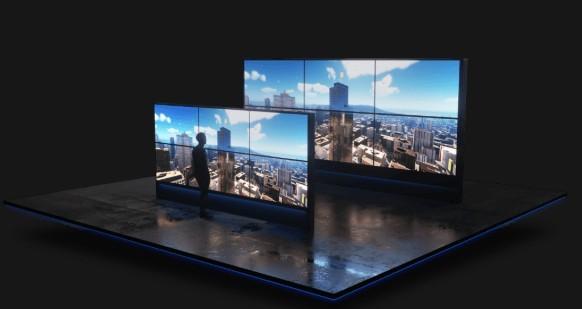 SmartPixel_InteractiveVideoWalls_CustomMatrixSystem