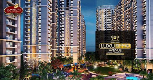 samridhi residential projects in Noida