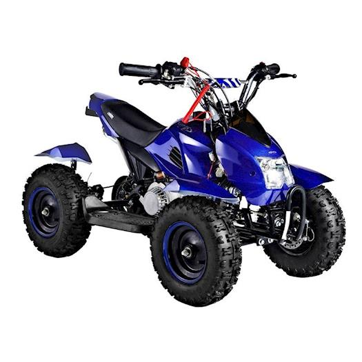 GMX 49cc Junior Quad Bike – Blue