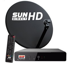 New Dth connections | HD packages