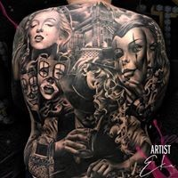 Celebrity Ink™ Tattoo Bali