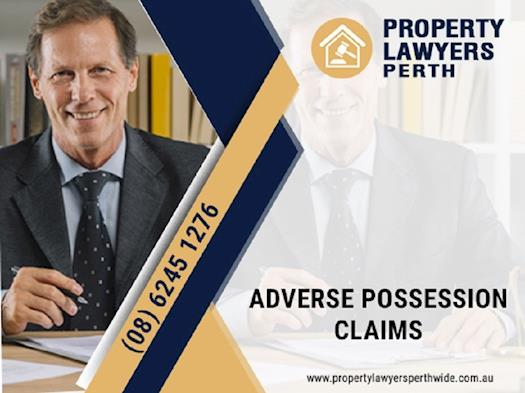 Adverse Possession Claim Lawyers In Perth
