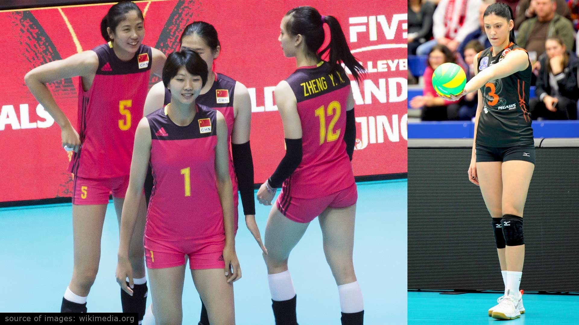 Tallest Female Volleyball Players