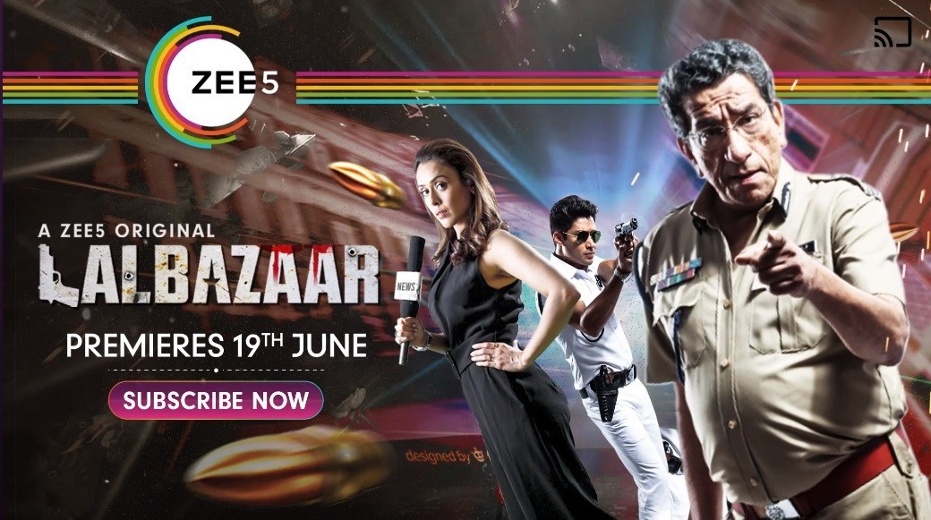 Watch Lalbazaar Hindi Show | ZEE5