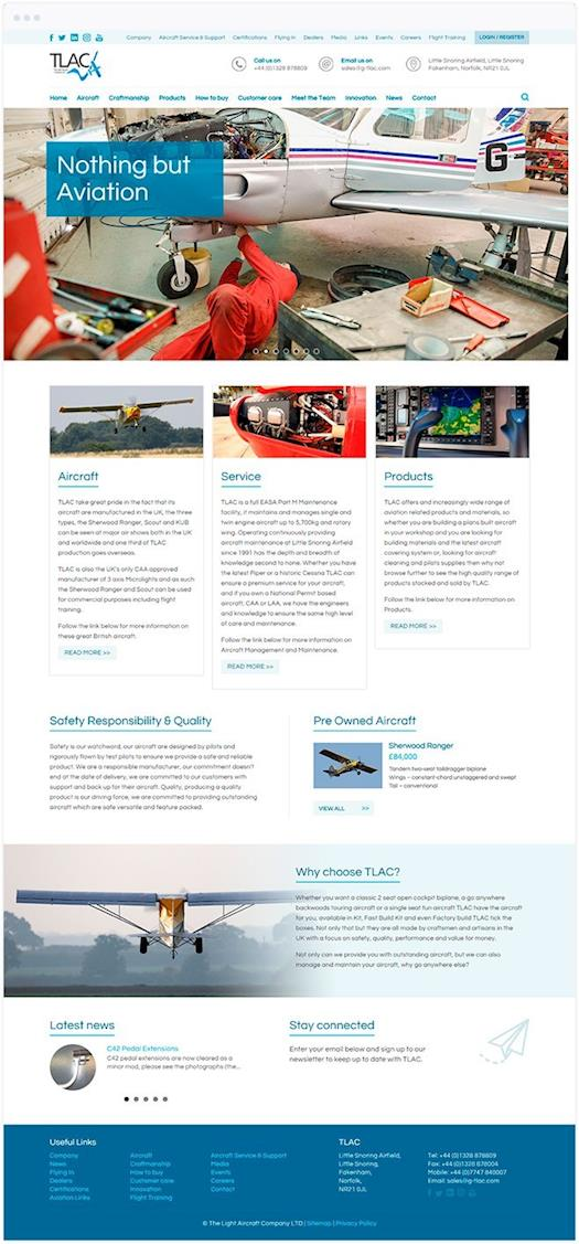 TLAC Website