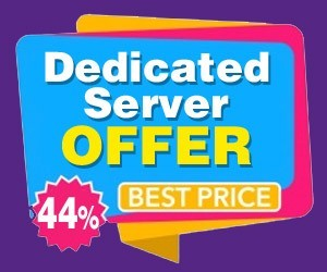 Dedicated Server HostingRaja