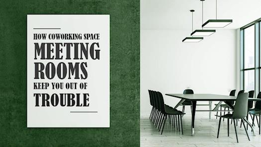 Coworking Space Meeting Rooms