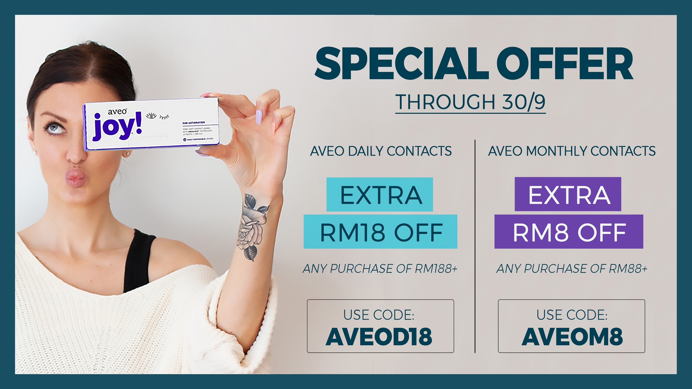 Because We Love You – Special Offer!