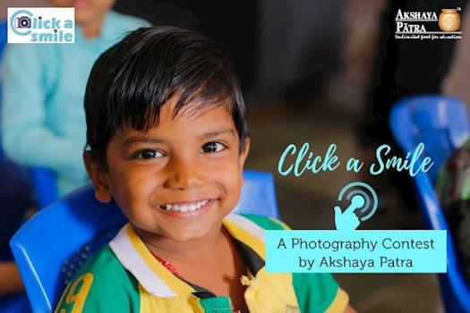Click a Smile – Online Photography Contest