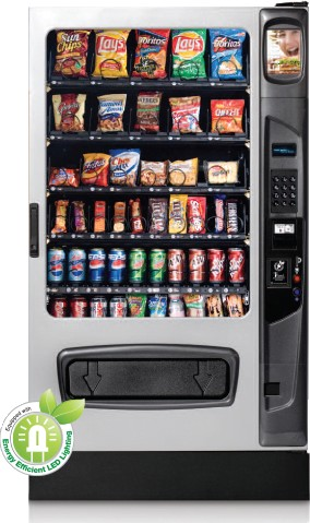 Book our combination vending machines today