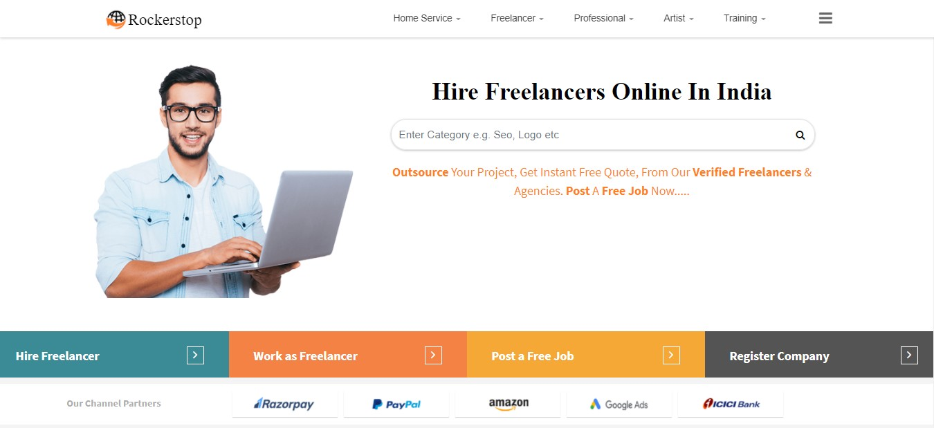 Hire Freelancer in India